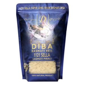 Darbari Basmati Rice (Creamy Sella) - 907g (2lbs)
