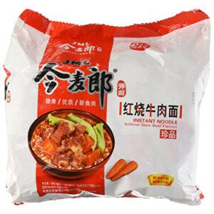 JML Instant Noodle Stew Beef Flavor - 5*120g