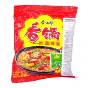 JML Instant Noodles Hot & Spicy Beef - 120g