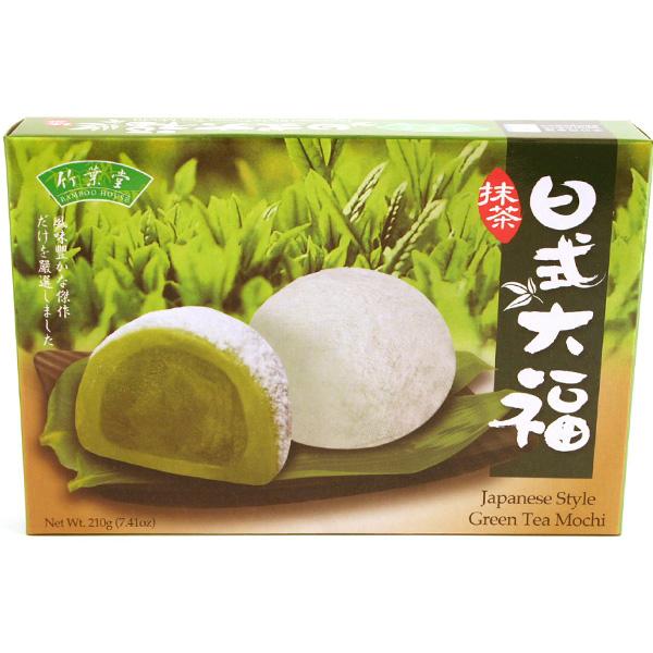 Japanese Style Matcha Mochi (Green Tea) - 210g