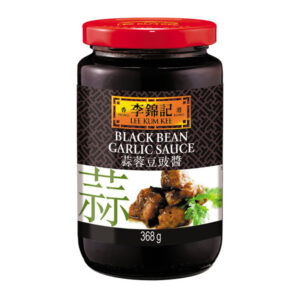 LKK Black Bean Garlic Sauce - 368g