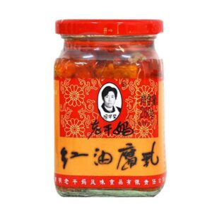 Lao Gan Ma Beancurd in Chili Oil - 260g