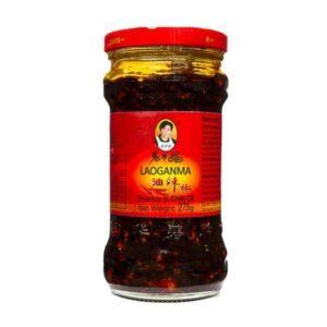 Lao Gan Ma Peanuts in Chili Oil - 275g