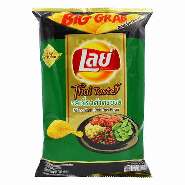 Lay's - Potato Chips Miang Kam - 75g