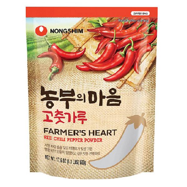 Nongshim Red Pepper Powder - 500g