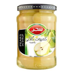 Pears In Syrup - 660g
