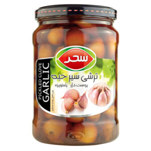 Pickled Clove Garlic - 660g