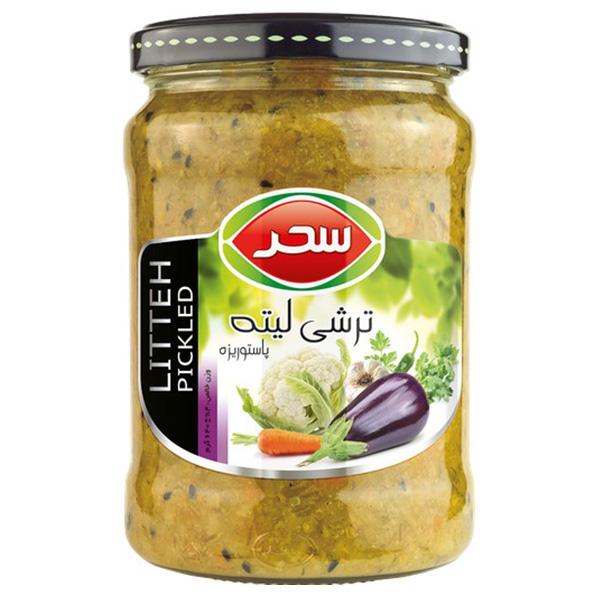 Pickled Litteh - 660g
