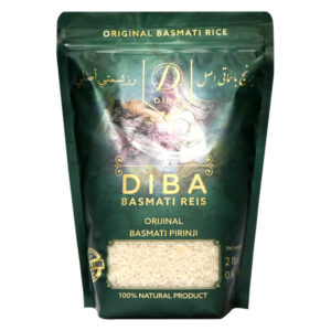 Traditional Basmati Rice - 907g (2lbs)