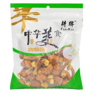 Dried Almond Mushroom Agaricus - Jisongrong - 80g