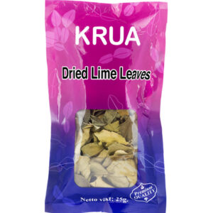 Dried Lime Leaves - 25g