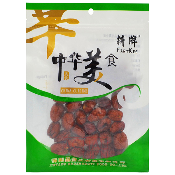 Dried red Dates Seedless (Jujube) - 150g