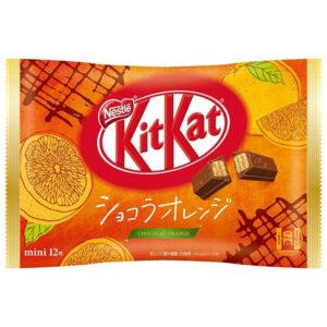 Kit-Kat Minis Orange - 139.2g