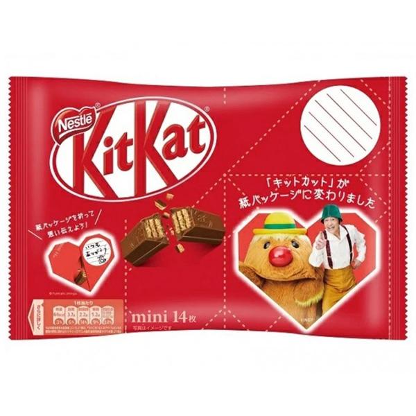 KitKat Mini Choco Red Heart - 162.4g