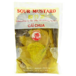 Pickled Sour Mustard - 300g