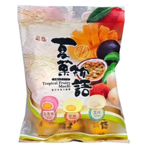 Tropical Fruity Mochi - 120g