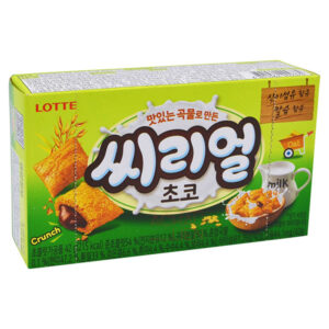 Korean Cereal Choco - 42g