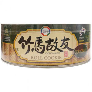 Korean Coconut Roll Cookie - 365g
