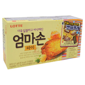Korean Cracker - Crispy Sweet - 127g