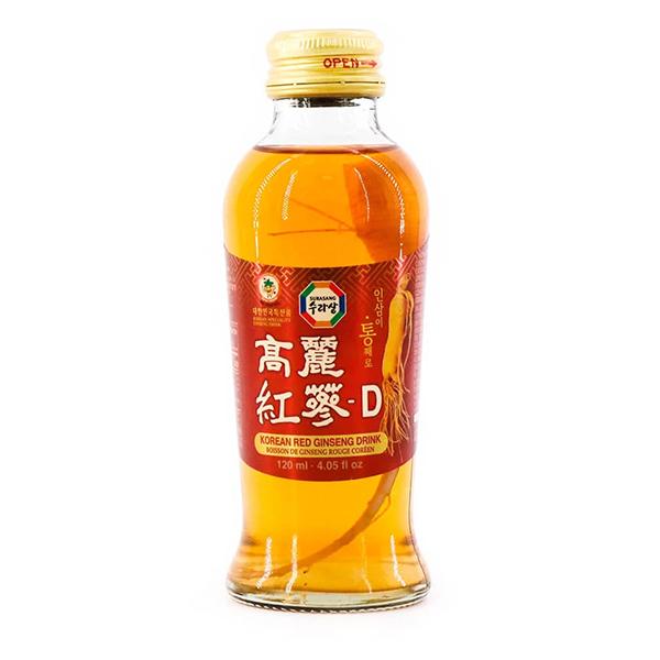 Korean Red Ginseng Drink - 120mL