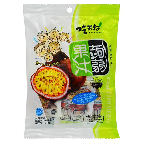 Jelly Passion Fruit Konjac - 312g