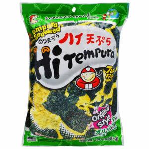 Tempura Seaweed Spicy Original - 40g - Taokaenoi