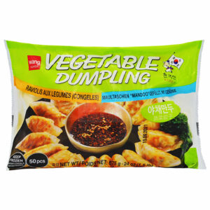 Wang Vegetable Dumpling - 675g