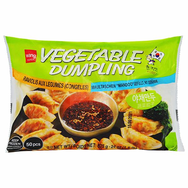 Vegetable Dumpling - 675g
