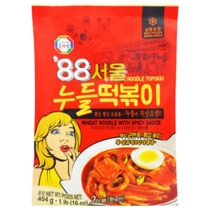 Wheat Noodle w / Spicy Sauce - 454g