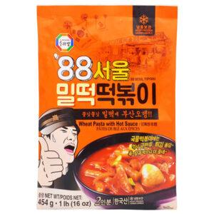 Wheat Pasta w/ Hot Sauce - 454g