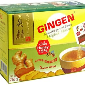 Instant Ginger Tea w/ Honey Original - 216g