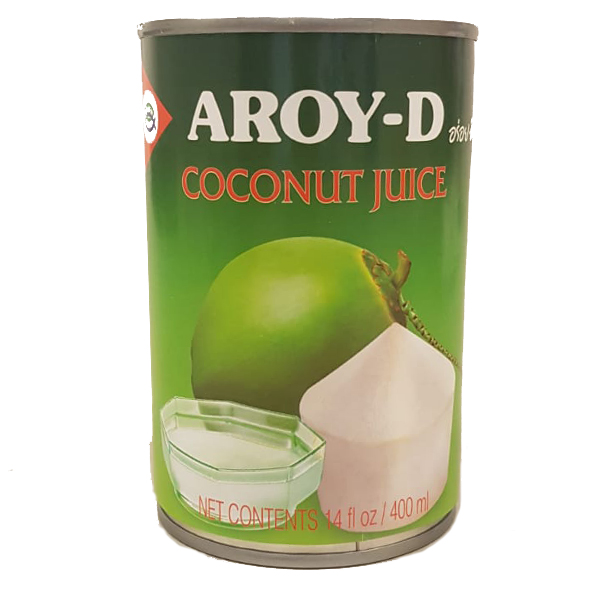 Aroy-D Coconut Juice - 400g