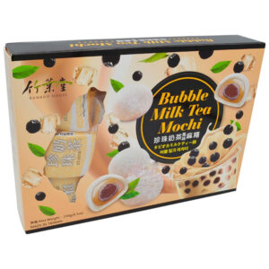Bubble Milk Tea Mochi - 240g