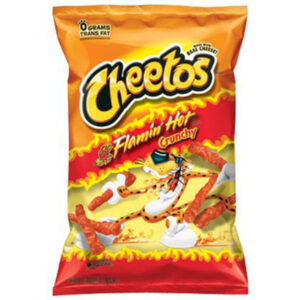 Cheetos Crunchy Flamin' Hot - 35g
