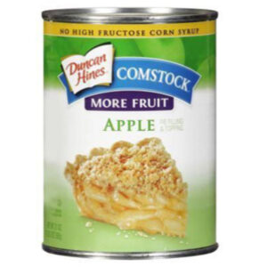 Comstock Apple Pie Filling - 595g
