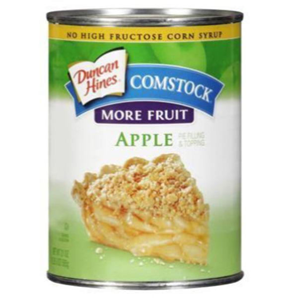Comstock Apple Pie Filling - 595g