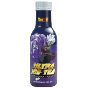 DBZ Zamasu Ultra Ice Tea w/ Peach Juice - 500mL