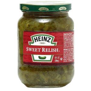 Heinz Sweet Relish - 296g