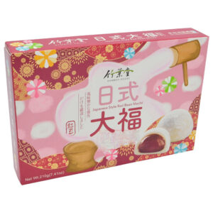 Japanese Style Red Bean Mochi - 210g