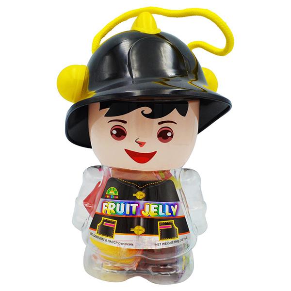 Jelly Fruit - Doll Jar - 390g