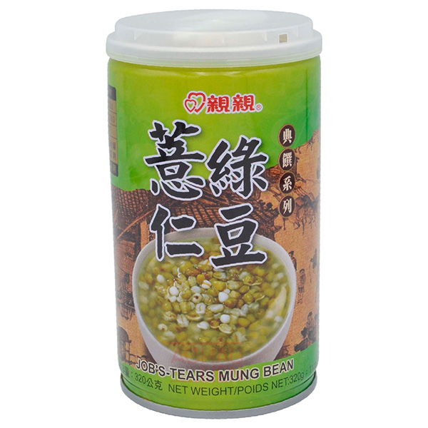 Job's Tears Mung Bean Soup - 320g
