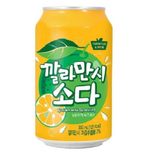 Koreansk Calamansi Lemon - 350mL