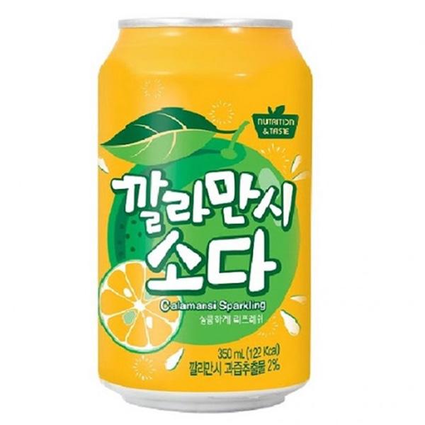 Koreansk Calamansi Lemon - 350mL