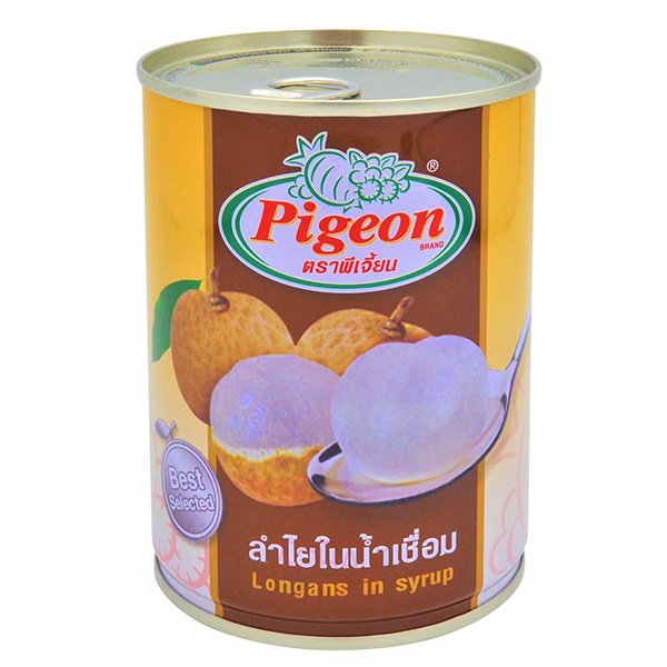 Longan In Syrup - 565g