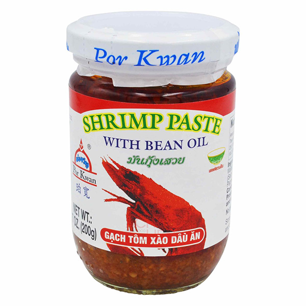 Shrimp Paste w/ Bean Oil - 200g