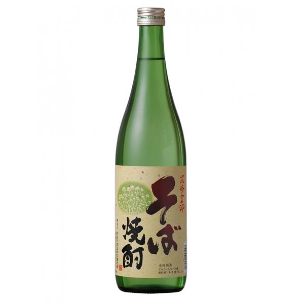 Soba Shochu Tsukushi - 720mL
