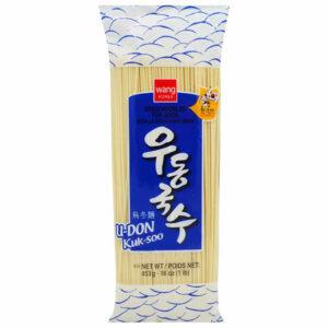 Wang Asian Style Noodles (U-Don Kuk-Soo) - 453g