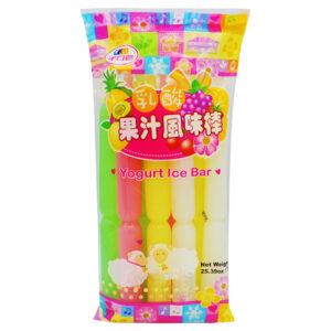 Yogurt Fruit Ice Bar - 720g