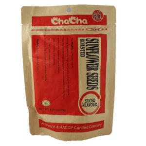 ChaCha Sunflower Seeds Spiced - 228g