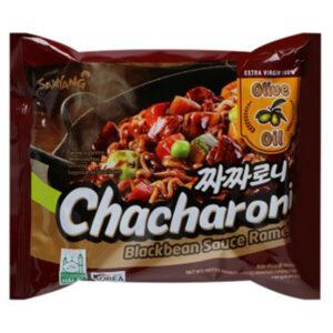 Chacharoni Blackbean Sauce Ramen - 140g